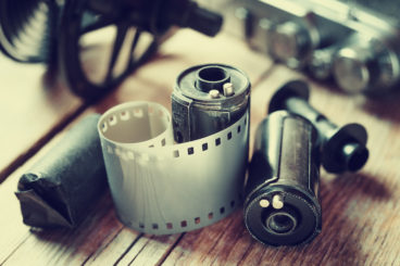 Buy film and accessories